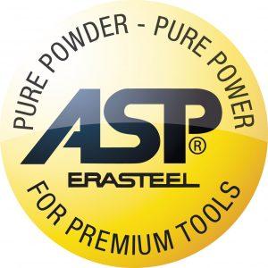 ASP High Speed Steel logo