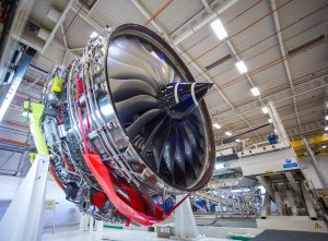 Aubert & Duval supplies the commercial and military aero engines markets with closed-die forgings.