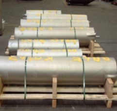 Cold work tool steel rolled products