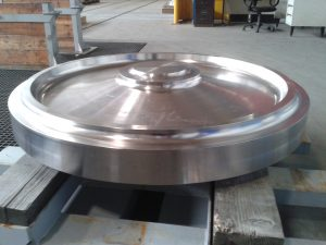 Aubert & Duval produces expanders discs for gas and steam turbines