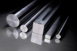 High performance metals in the form of bars, wire rods, flat products, plates, sheets, billets or blooms