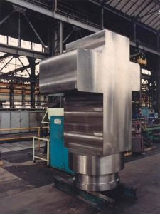 Oil and Gas block Forgings for offshore applications