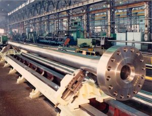 Oil and Gas Riser Forgings for offshore applications