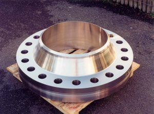 Nuclear forgings machined parts