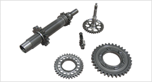 Aerospace High performance metals and advanced alloys for gears and transmission components