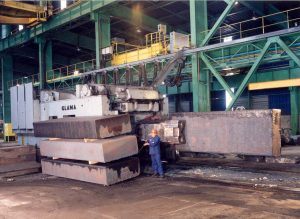 Open-die forging for nuclear applications