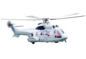 Structures d'hélicoptères